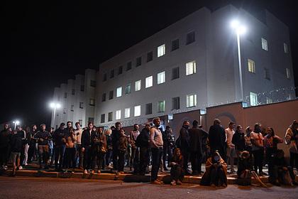 Возле «пыточного» изолятора в Минске образовались очереди