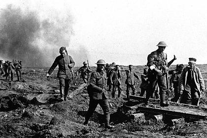 Количество смертей в Первой мировой войне объяснили климатической аномалией