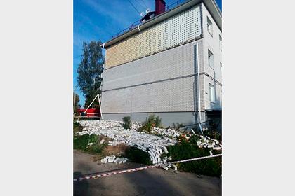 Жителям российского поселка дали разрушающееся жилье взамен аварийного