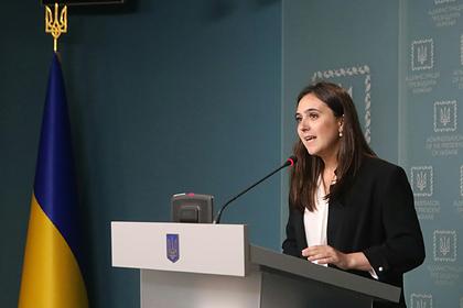Пресс-секретарь Зеленского заработала за август больше президента