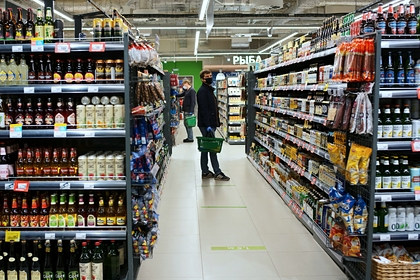 В России предложили ввести продуктовые сертификаты для малообеспеченных