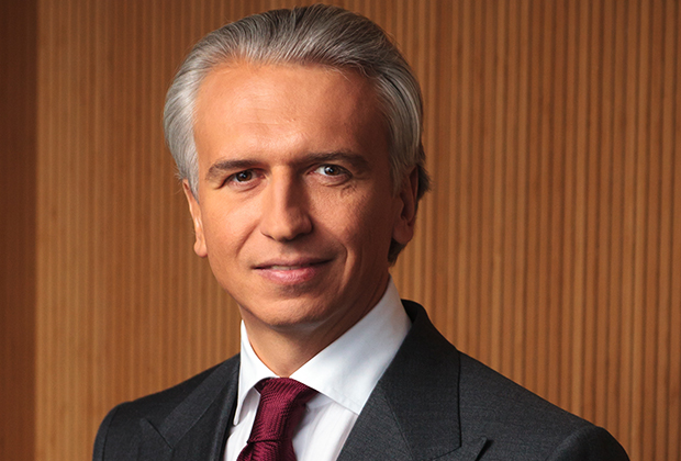 Председатель правления «Газпром нефти» Александр Дюков