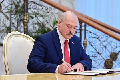 Лукашенко собрался строить морской порт на российские деньги