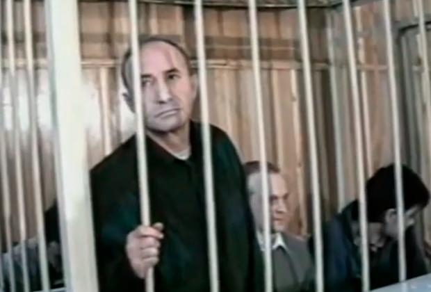 Муса Алмамедов на суде