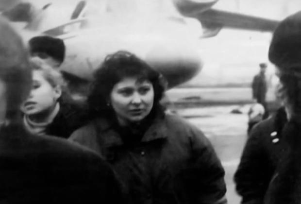 Учительница Людмила Сельхова, захваченная террористами