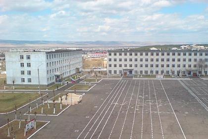 Часовой покончил ссобой вроссийской воинской части