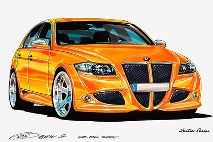 Экс-дизайнер «АвтоВАЗа» раскритиковал внешний вид роскошных BMW