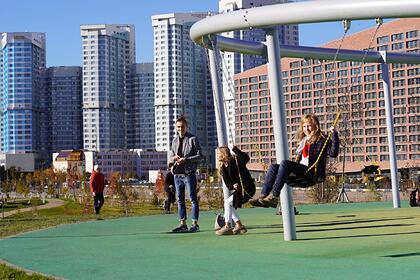Число россиян — участников проекта «Городская среда» возросло