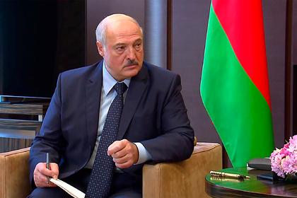 Лукашенко призвал «не париться» и вспомнить о Питере