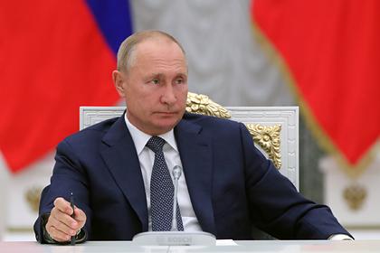 Путин призвал США обменяться гарантиями невмешательства во внутренние дела