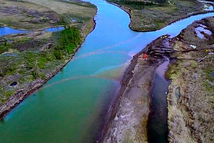 Названы сроки восстановления водоемов после аварии в Норильске