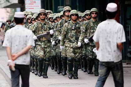В Китае насчитали почти 400 лагерей и тюрем для мусульман