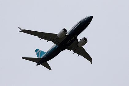 Проблемный самолет Boeing вернется в небо раньше срока
