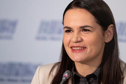 Тихановская поддержала народную инаугурацию