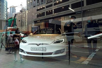Tesla назвали музой Китая
