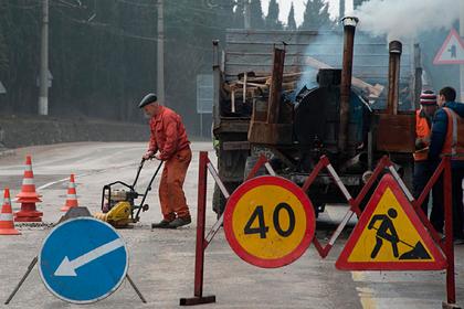 Дорогу к горнолыжному комплексу на Колыме отремонтировали