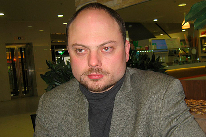 Владимир Кара-Мурза — младший