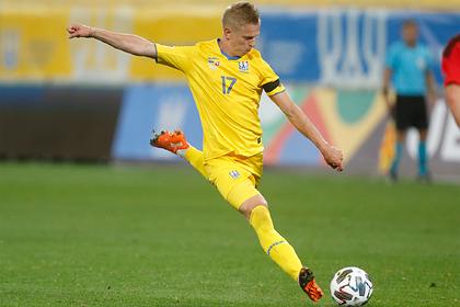 «Барселона» заинтересовалась футболистом сборной Украины