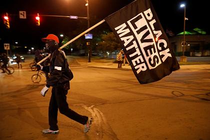 Трамп заявил о вреде Black Lives Matter для чернокожих