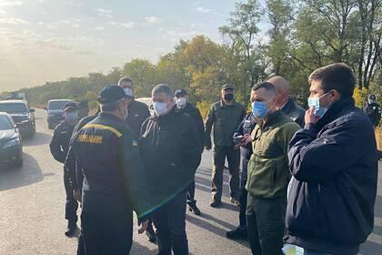 Раскрыты подробности крушения военного самолета под Харьковом