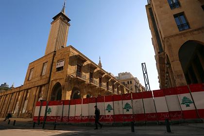 Ливан снова остался без премьер-министра