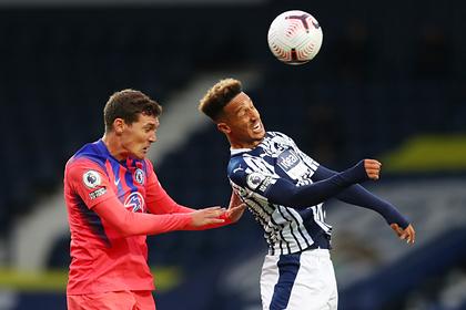 «Челси» отыгрался со счета 0:3 в матче с новичком АПЛ