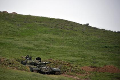 Азербайджан заявил о погибших в Карабахе в результате обстрела Армении