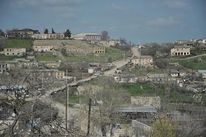 Армения заявила о наступлении военных Азербайджана в направлении Карабаха