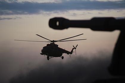 Стало известно о двух сбитых азербайджанских вертолетах в Карабахе