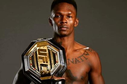 Адесанья нокаутировал Косту и защитил чемпионский пояс UFC