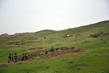 Азербайджан иАрмения обвинили друг друга вначале боевых действий