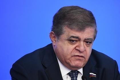 В России призвали прекратить огонь в Нагорном Карабахе
