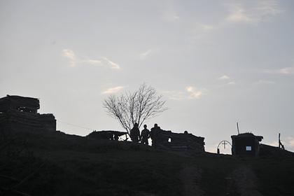 Нагорный Карабах сообщил опогибших отазербайджанского обстрела