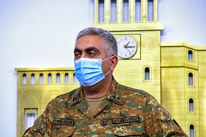 Армения уличила Азербайджан впубликации кадров изСирии под видом Карабаха