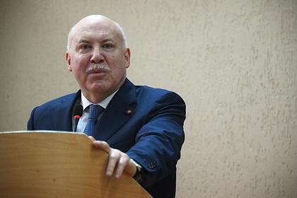 Посол России в Белоруссии объяснил отказ Европы признать легитимность Лукашенко