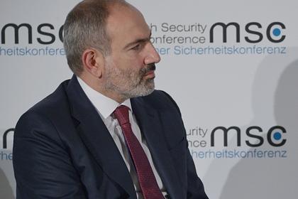 Пашинян допустил выход конфликта за пределы Нагорного Карабаха