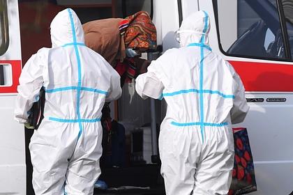 Коронавирусу в России отвели два года