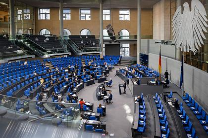 В Германии призвали не поддерживать вступление Украины в ЕС и НАТО