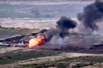 Россия призвала страны не вмешиваться в конфликт в Нагорном Карабахе