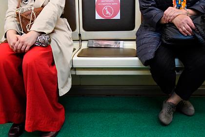 В московском метро усилили контроль за ношением масок