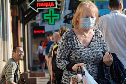 В Роспотребнадзоре исключили возвращение к весенним показателям по коронавирусу