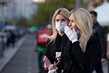 Кремль отреагировал на рост числа случаев коронавируса в России