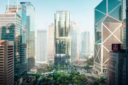 На самом дорогом участке в мире появится небоскреб-«бутон»