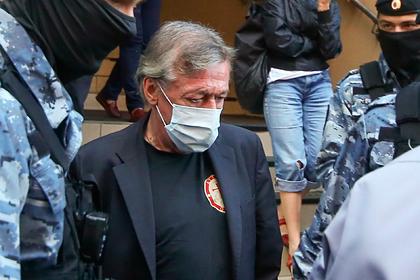 Раскрыто содержание личной жалобы Ефремова на свой приговор