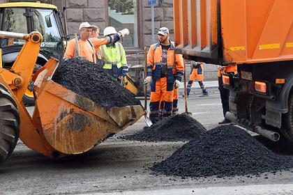 На российские дороги выделили еще семь миллиардов рублей