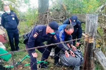 Россиянин убил соседа из-за огорода