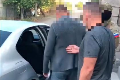 ФСБ задержала заместителя главы российского города