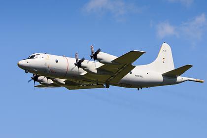Истребитель России перехватил над Балтикой самолеты США и Германии