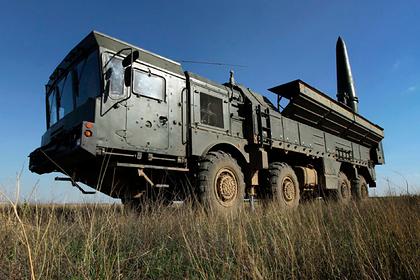Армения пригрозила Азербайджану «Искандерами»