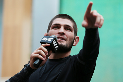 Хабиб прокомментировал предложение Запашного провести тренировку со львами